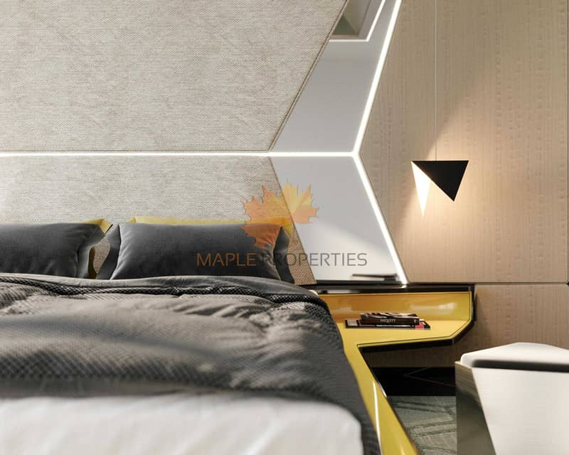 Lamborghini Villas By Emaar At Dubai Hills Estate With 5 Years Payment Plan