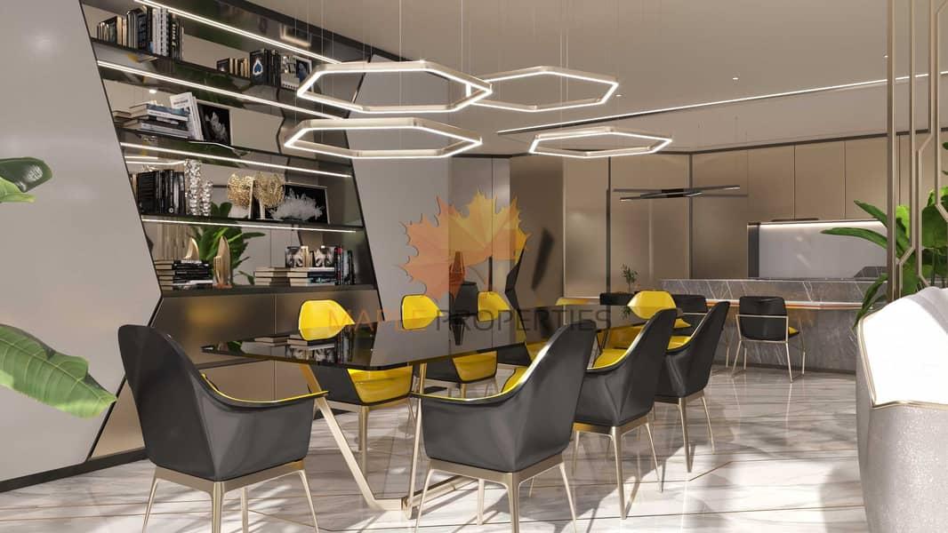 2 Lamborghini Villas By Emaar At Dubai Hills Estate With 5 Years Payment Plan