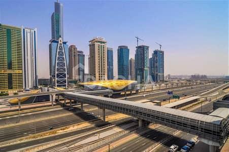 شقة 1 غرفة نوم للايجار في دبي مارينا، دبي - Vacant / Chiller Free / Easy Viewing