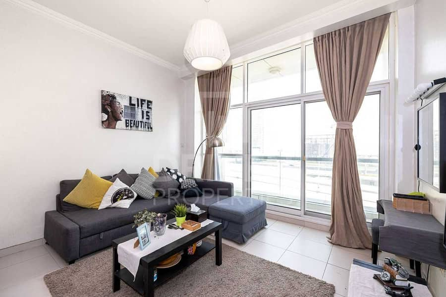 Canal View   Ready to move in   Bright Apt
