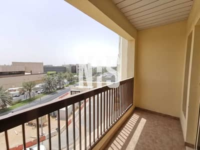 2 Bedroom Flat for Sale in Baniyas, Abu Dhabi - Comfy 2BHK+Maid's room | with Balcony .