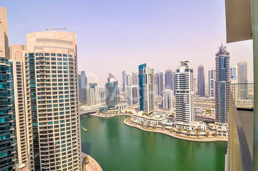 Sea & Marina Views / 2 Balconies / Ultra-Modern