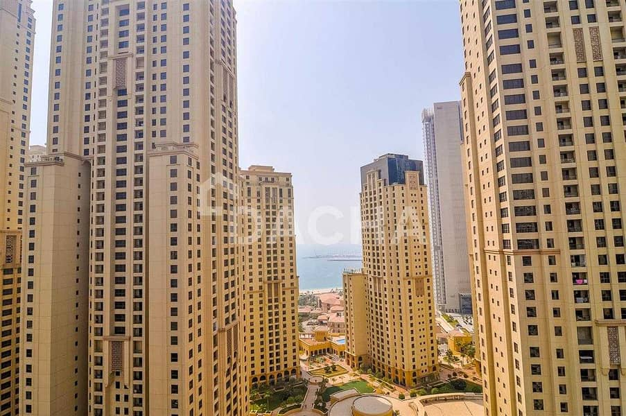 15 Sea & Marina Views / 2 Balconies / Ultra-Modern