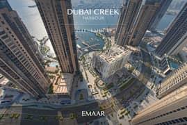 شقة في كريك سايد 18 مرسى خور دبي ذا لاجونز 3 غرف 2349999 درهم - 5296338