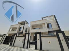 For sale villa in Al Aleya area at a very excellent price with a monthly premium of 5000 dirhams for 25 years Very excellent villa without down paymen