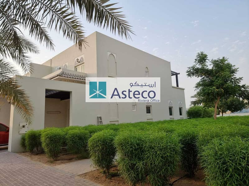 1 Month Free /Beautiful  Community  in Dubai /  Free Maintenance /  Quortaj  Villa