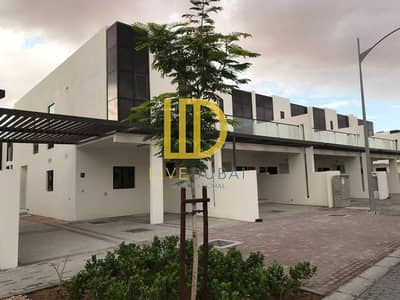 3 Bedroom Villa for Sale in DAMAC Hills 2 (Akoya Oxygen), Dubai - Rented  |  Close to Park | R2EM Type | Back to Back HL