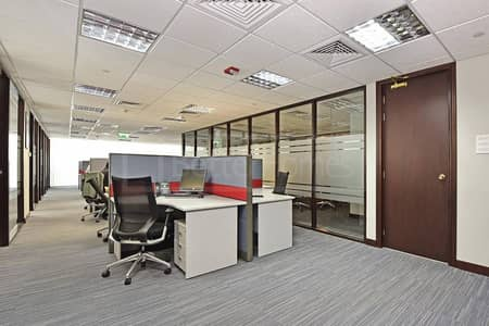 Fully Fitted Office with Brand New  Furniture