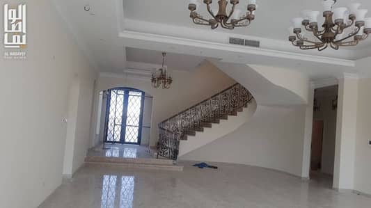 INDEPENDENT UNFURNISHED  BRAND NEW 5 BEDROOM VILLA IN AL TWAR 3