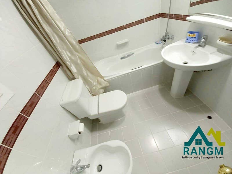 14 2BHK With parking Apartment in downtown near WTC