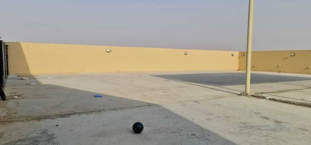 Industrial Land for Rent in Industrial Area, Umm Al Quwain - 10000 sq ft Open Land with Open Shed Available in Umm Al Quwain