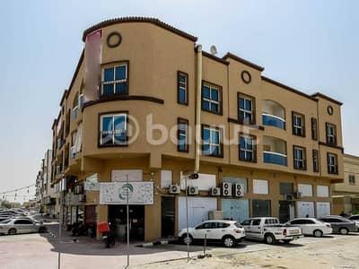 شقة 1 غرفة نوم للايجار في الروضة، عجمان - R 02