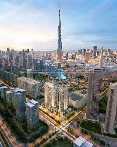 Own Your Luxury | 1 Bedroom | Apartment in DownTown Canal Front and Burj Khalifa Views .