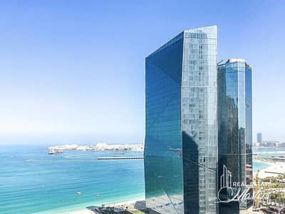 Lovely Sea and Dubai Eye View | Furnished