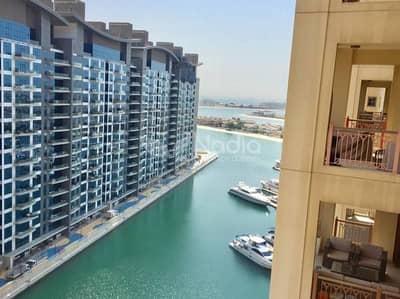 Type C, 2 Bedroom + Maid, Marina Residence 1, Palm Jumeirah