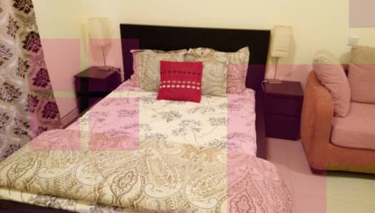 Furnished studio for rent in Royal Breeze
