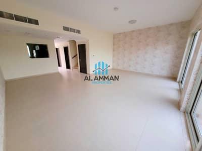 فیلا 3 غرف نوم للايجار في المدينة العالمية، دبي - ترقية صف واحد! فيلا 3 غرف نوم + غرفة خادمة متاحة للإيجار في قرية ورسان ، المدينة العالمية دبي