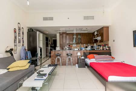 Studio for Rent in Downtown Dubai, Dubai - Well-managed and Huge | Lovely Park View