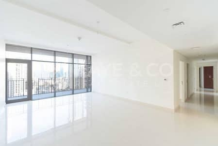 شقة 3 غرف نوم للايجار في وسط مدينة دبي، دبي - Spacious Unit + Maid  High Floor   Fountain View
