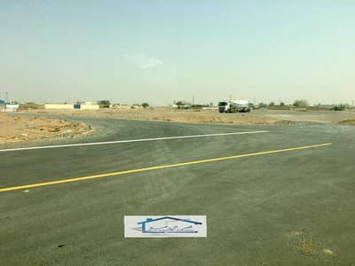 Industrial Land for Sale in Emirates Industrial City, Sharjah - Industrial and commercial lands together and for the first time own an Arab