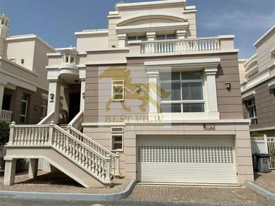 4 Bedroom Villa for Rent in Khalifa City A, Abu Dhabi - Stand Alone Villa 4 Bedrooms with Graden in nIce Location.