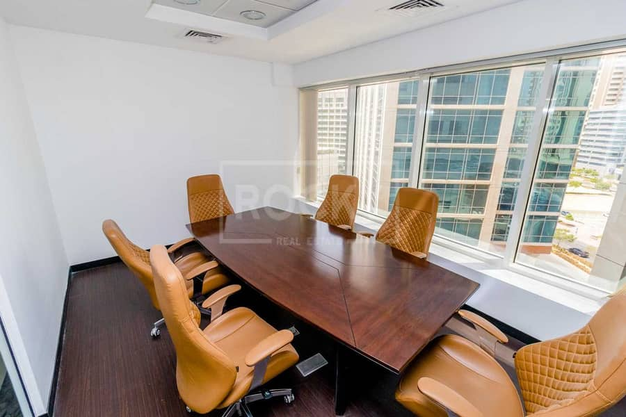 2 Close to Metro   Fitted Furnished   Partitioned   Barsha Heights