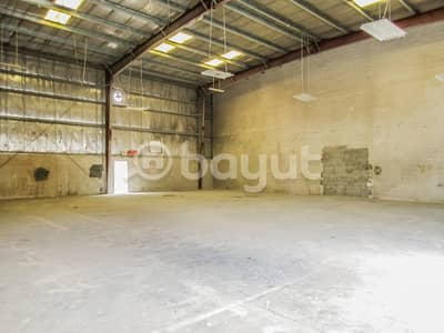 4,060 sq. ft. Storage Warehouse for Rent in Al Quoz 1
