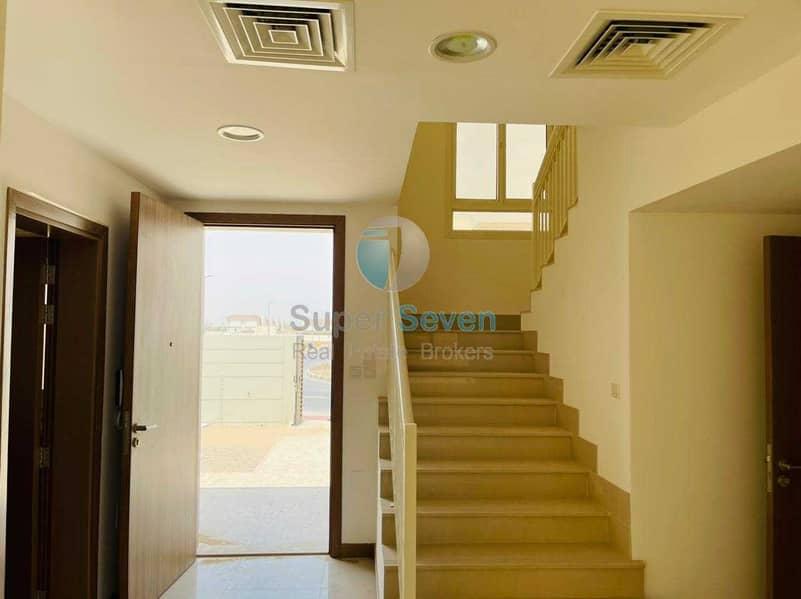 2 Brand New 3- Bedroom villa for rent Barashi Sharjah