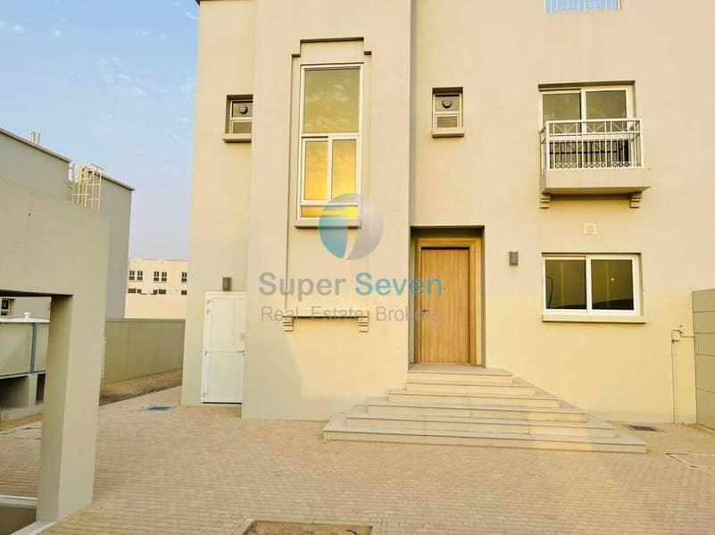 Brand New 3- Bedroom villa for rent Barashi Sharjah