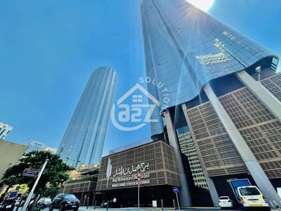3 Bedroom Flat for Rent in Al Markaziya, Abu Dhabi - 3 BHK IN HIGH RISE WITH SEA VIEW