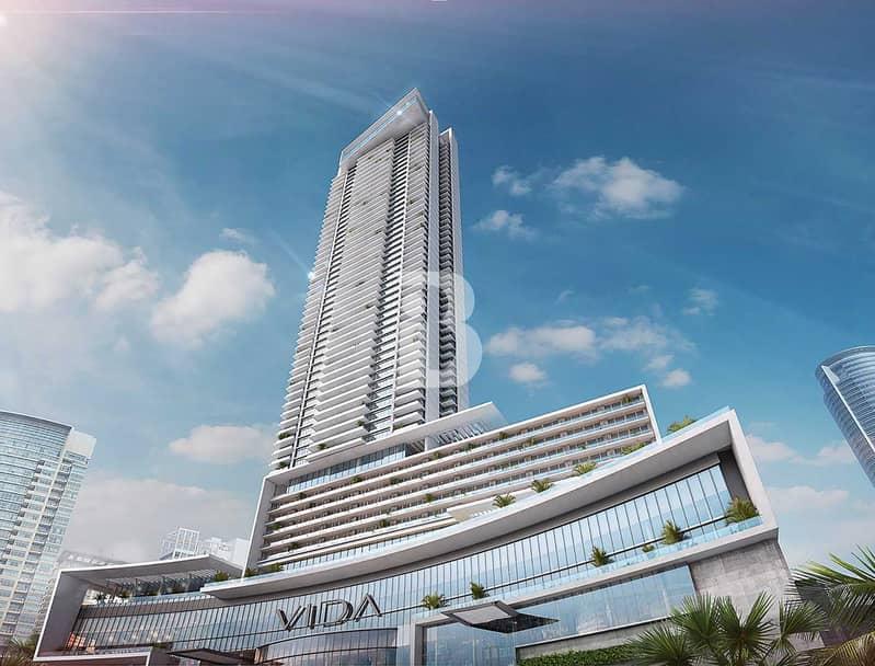 10 Premium Corner Dubai eye and Marina view