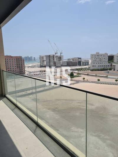 شقة 1 غرفة نوم للايجار في جزيرة السعديات، أبوظبي - شقة شاغرة بمساحة مريحة   مع بالكونة.