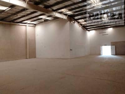 مستودع  للايجار في القوز، دبي - 6550Sqft I Ready To Occupy I Commercial Warehouse with Mezzanine Office Setup Available !!