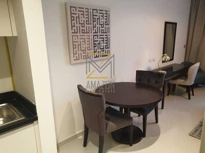 شقة فندقية  للايجار في قرية جميرا الدائرية، دبي - 3000 AED per Month Include Dewa & Chiller