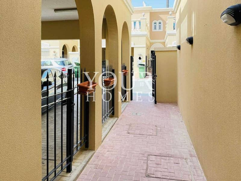 17 WA | Semi Detached villa : 2BR+Maid@1.8499M
