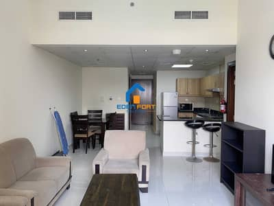 1 Bedroom Apartment for Rent in Dubai Sports City, Dubai - Canal View Fully Furnished One Bedroom Flat For Rent