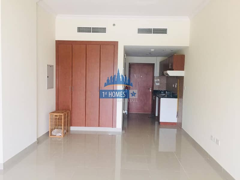 2 Big Size Studio   Park View   Nice Balcony   Best for Investors   Deals with the Best Price