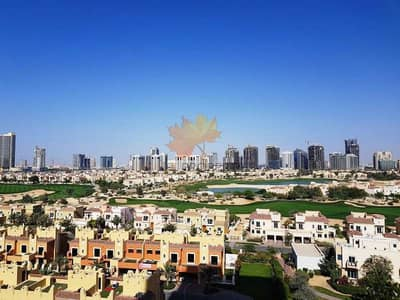 3 Bedroom Flat for Sale in Dubai Sports City, Dubai - 3BR Full Golf Course View Fully Furnished For Sale