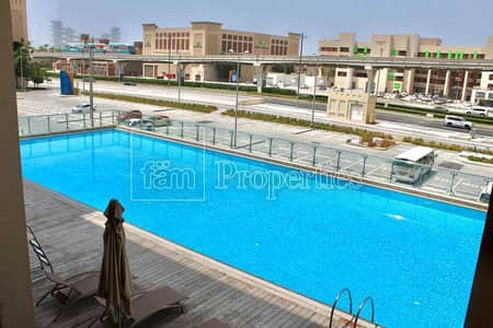 1 Bedroom Flat for Sale in Palm Jumeirah, Dubai - Partially Furnished | Vacant | Full Marina Views |
