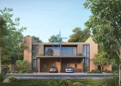 تاون هاوس 3 غرف نوم للبيع في السيوح، الشارقة - Smart townhouse in Sharjah | 10% down payment | Direct from developer