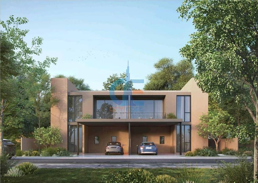 Smart townhouse in Sharjah | 10% down payment | Direct from developer