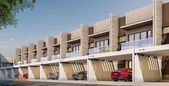2 Bedroom Townhouse for Sale in Mohammed Bin Rashid City, Dubai - Resale   Available Now   2 Yrs PH PP  Back to Back