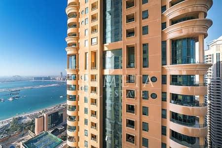 2 BR Apartment|Partial Sea View|Elite Residences