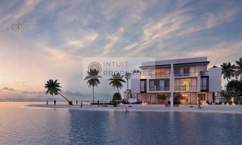 4 Bedroom Villa for Sale in Sharjah Waterfront City, Sharjah - 4br Villa - Maids Room -Sea View -Family community