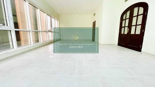 3 Bedroom Apartment for Rent in Tourist Club Area (TCA), Abu Dhabi - Fabulous Living! 3BR+Maids Room + Gym & Pool in  6 Payments