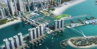 2 Sea Point living at its finest. | Emaar Beachfront | Off-plan
