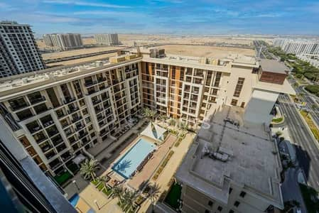 1 Bedroom Apartment for Rent in Town Square, Dubai - HIGH FLOOR|POOL VIEW|AVAILABLE NOW!