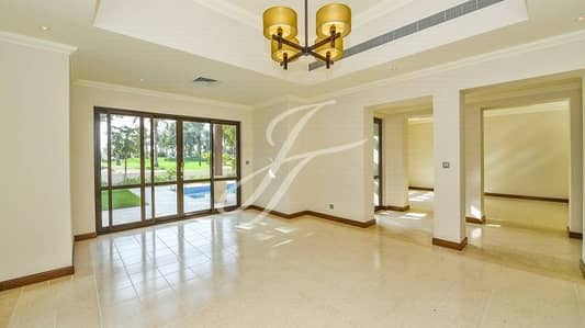 4 Bed Plus Maid's Villa with Private Pool and Maintenance Inc