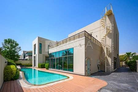 فیلا 5 غرف نوم للبيع في مدينة ميدان، دبي - Type A Villa | Pool and Park Views | Meydan