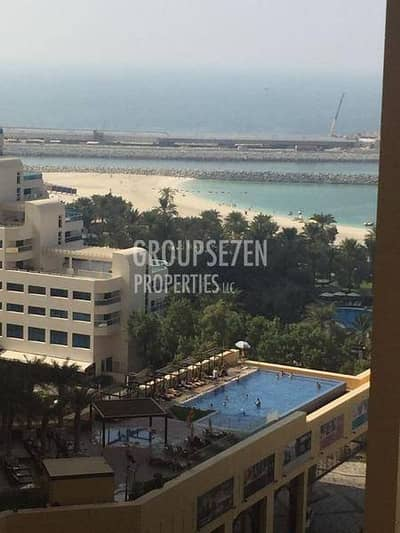 Full sea view 2bdr apartment for sale in JBR